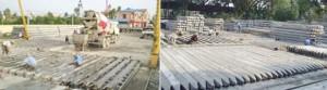 Ép cọc bê tông quận Hoàn Kiếm