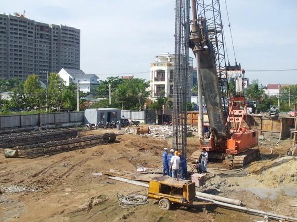 Báo giá dịch vụép cọc bê tông trọn gói tại Hoài Đức Hà Nội