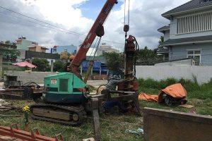 Báo giá ép cọc bê tông tại Thanh Oai Hà Nội