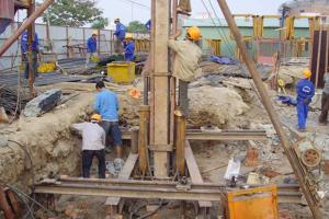 Báo giá ép cọc bê tông tại Hoàng Mai Hà Nội