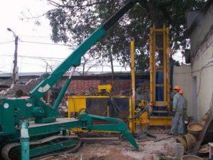 Báo giá ép cọc bê tông tại Thạch Thất Hà Nội