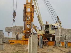 Dịch vụ ép cọc bê tông tại Hà Nội có ưu điểm gì?
