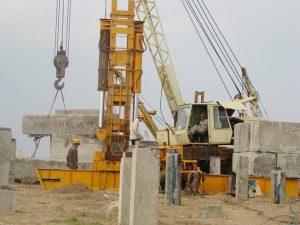 Ép cọc bê tông Hoàng Mai – giải pháp hàng đầu cho công trình vững chắc