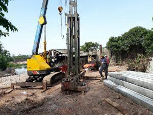 Công ty ép cọc bê tông Hà Nội uy tín