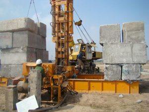 Lựa chọn ép cọc bê tông Thanh Xuân cho nền móng công trình vững chắc