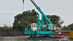 Ép cọc bê tông Thanh Xuân đảm bảo bền vững cho mọi công trình