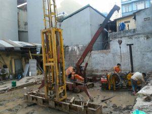 Tầm quan trọng của việc ép cọc bê tông móng nhà