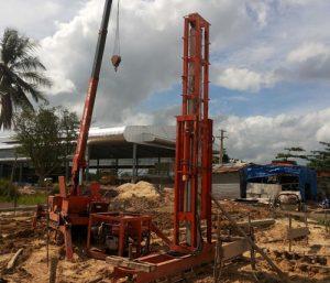 Ép cọc bê tông Từ Liêm – đem chất lượng tốt nhất đến với công trình