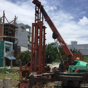 An toàn, hiệu quả hơn với dịch vụ ép cọc bê tông tại các công trình xây dựng
