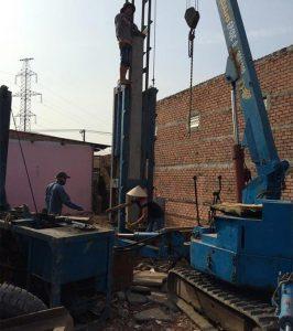 Dịch vụ ép cọc bê tông Từ Liêm giá tốt cho mọi công trình