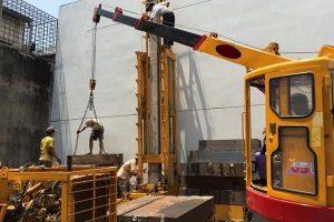 Dịch vụ ép cọc bê tông hoài đức mang đến sự bền vững cho mọi công trình