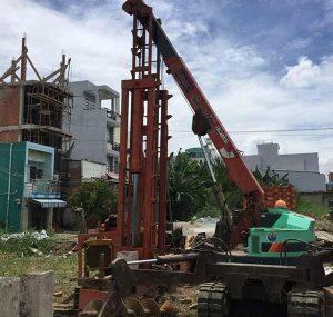 Ép cọc bê tông tại Huyện Thường Tín nhanh, chất lượng, giá rẻ