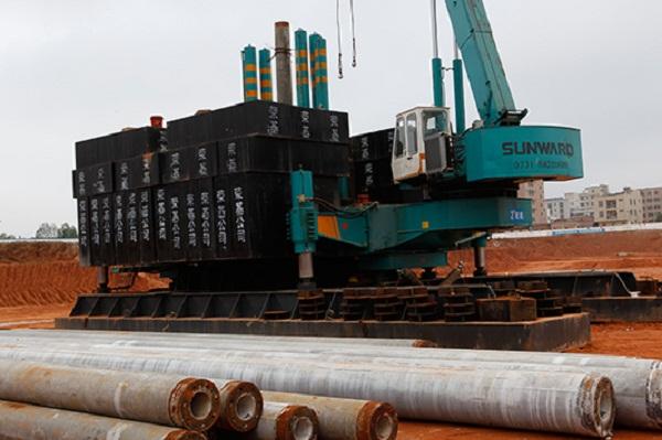 Dịch vụ ép cọc bê tông ly tâm tại Hà Nội đảm bảo chất lượng và tiến độ