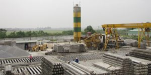 Quy trình sản xuất cọc bê tông cốt thép