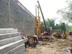 Ép cọc bê tông sâu bao nhiêu để đảm bảo chất lượng cho công trình