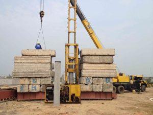 Ép cọc bê tông có cần thiết cho công trình hay không?
