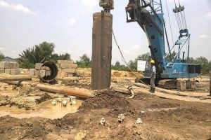 Xử lý nền đất yếu khi ép cọc bê tông